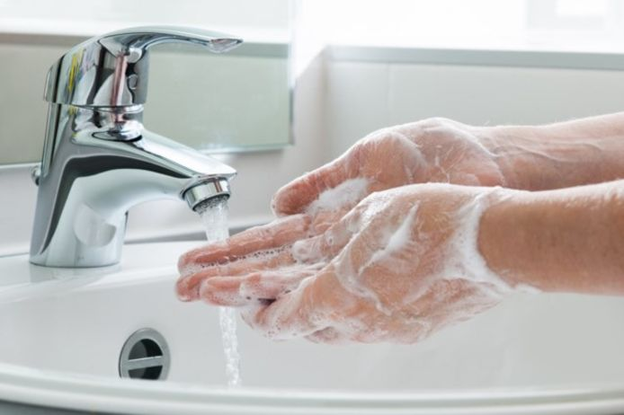 We wassen onze handen nu wellicht meer dan ooit.