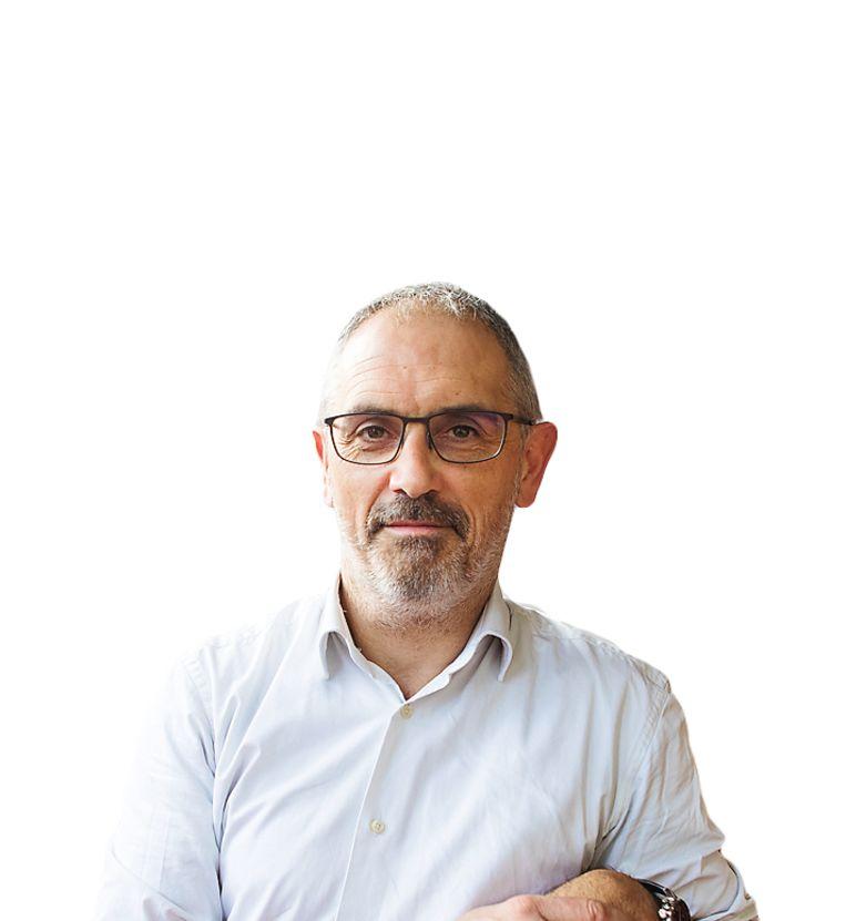 Fiscaal expert Michel Maus. Beeld Jan De Meuleneir/Photo News