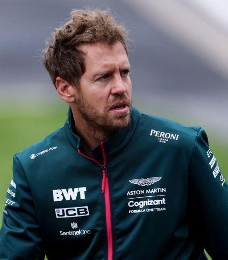Aston Martin wil nog jaren door met Vettel: 'We zijn heel blij met Sebastian'