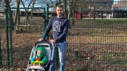 """Jannik Grooten (CD&V): """"Stel speeltuinen van scholen terug open voor iedereen"""""""