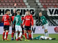 Helmond Sport schrijft historie met 'kaartenregen' tegen FC Dordrecht: 'Moeten eerst naar onszelf kijken'