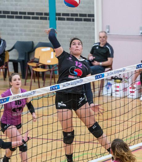 Corona bij volleybalsters FAST: duel uitgesteld