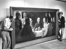 Filmopnames over vervalser Van Meegeren in Delft