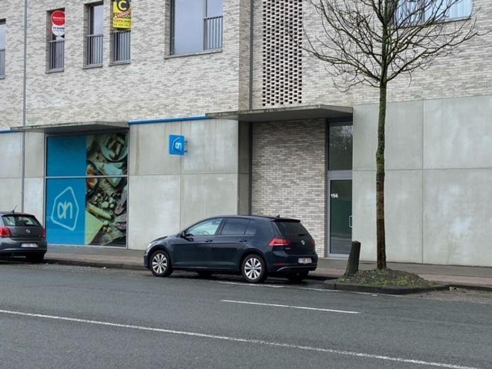 Kevins wagen stond geparkeerd naast de Albert Hein in de Van Strydoncklaan in Deurne.