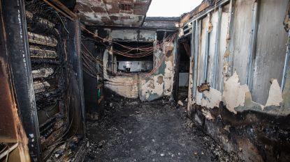 Kortsluiting vernielt bakkerijgedeelte van Bakkerij en Patisserie Guy in Heppen