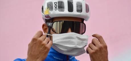 EF Pro Cycling dient verzoek in bij UCI om Giro zondag te stoppen