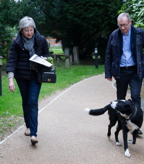 """Toegeven: ,, Ik heb een groot zwak voor premier Theresa May"""""""