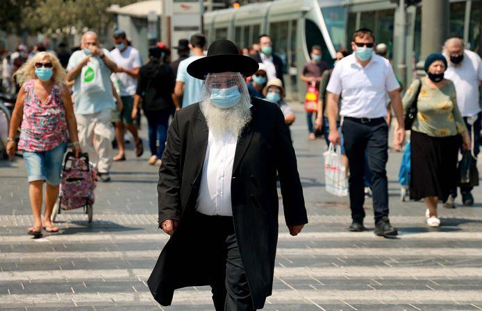 Israël stevent af op een tweede lockdown.