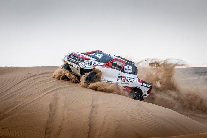 Bernhard ten Brinke gaat zondag van start in Dakar 2020.