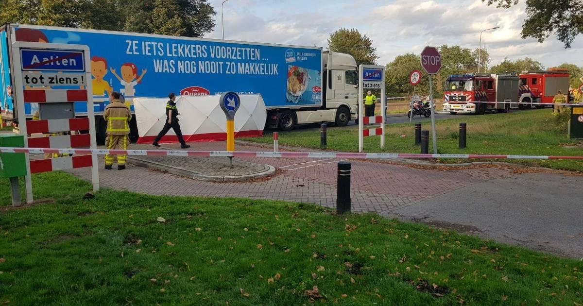 Man overleden na ongeval op beruchte kruising in Aalten.