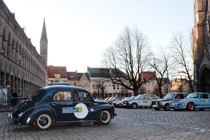 De Ypres Historic Regularity kan dit weekend toch plaatsvinden.