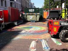 Teleurstelling om verdwenen Arnhemse straatkunst door bierfestival