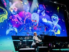 Fans in extase over afscheidsshow Elton John