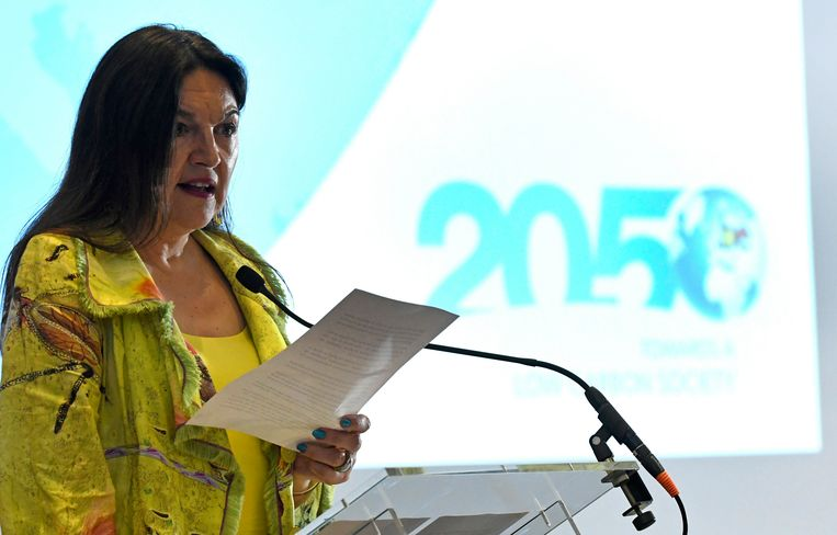 Minister van Energie Marie Christine Marghem (MR) heeft geen rekening gehouden met de wil van haar coalitiepartners om een Nederlandse gascentrale in haar 'gasplan' een faire kans te geven. Nochtans zou de centrale met een capaciteit van 1.300 megawatt kunnen instaan voor meer dan een derde van de capaciteit (3.600 megawatt) die nodig is. Beeld Photo News