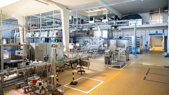 Van Cyprus tot Irak: wereldwijde interesse voor machines van gesloten melkfabriek