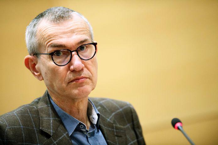 Minister van Volksgezondheid Frank Vandenbroucke