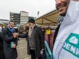 DENK flyert met Azarkan in 'belangrijke wijk' Kanaleneiland. Maar helpt het?