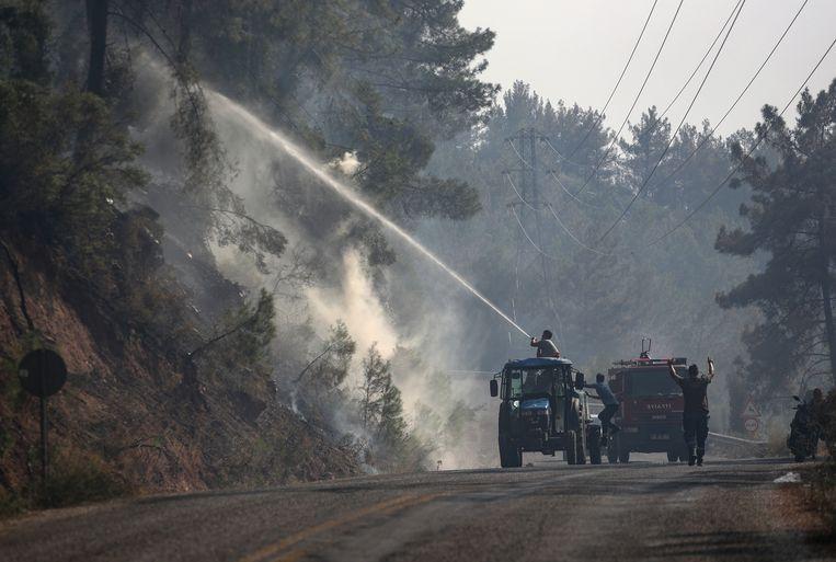 Turkije. Beeld EPA