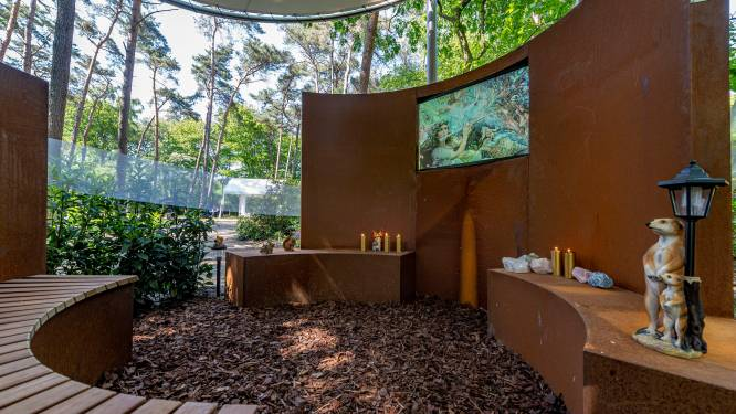 Ook Roosendaal heeft zijn stiltemonument: een plek om te vroeg gestorven kindjes te herdenken