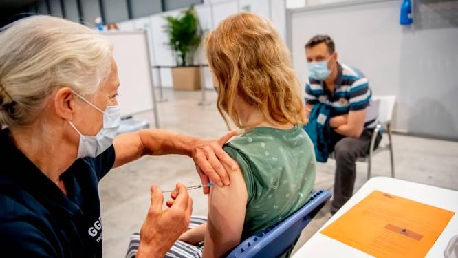 Laatste kans op vaccinatie in VC Den Amer in Diest