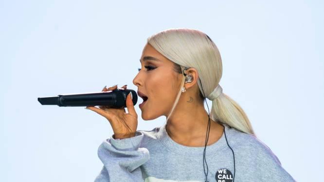Ariana Grande lanceert nieuwe single in afwachting van album