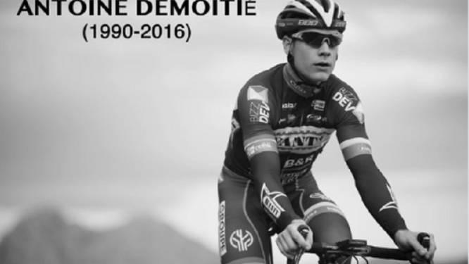 Wanty maakt nieuws overlijden Antoine Demoitié officieel bekend