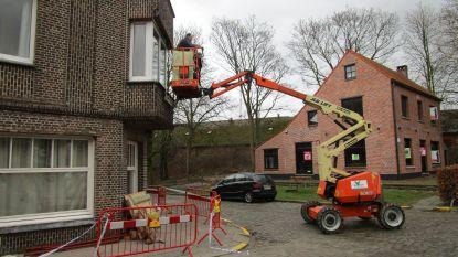 Vroeger hotel Scaldis wordt hersteld