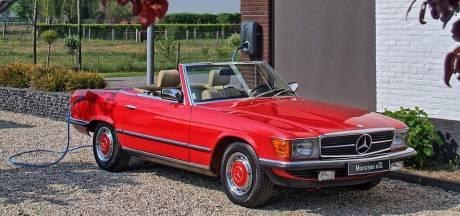 Alle Mercedessen elektrisch: Nederlands-Belgisch bedrijf kan die klus klaren