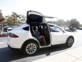 Zelfrijdende Tesla stap verder