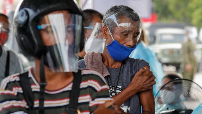 Filipijns president dreigt met celstraffen voor wie vaccin weigert