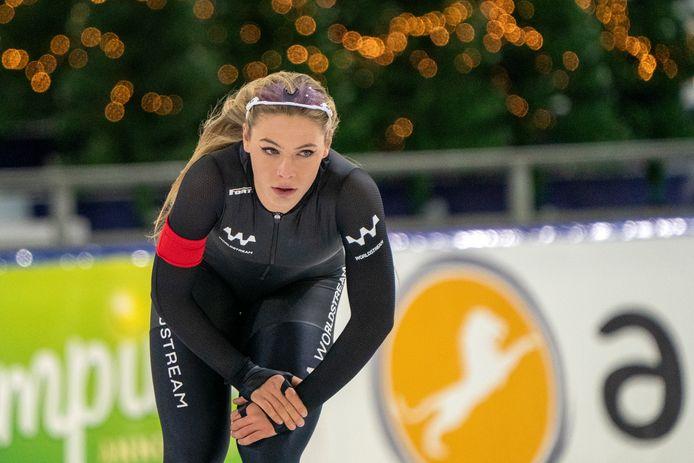 Jutta Leerdam eerder dit seizoen.