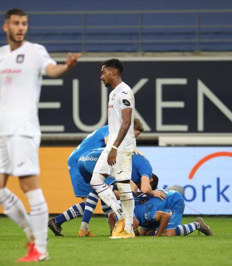 Anderlecht retombe dans ses travers