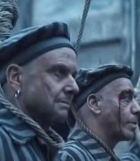 Duitse rockband Rammstein onder vuur na videoclip met Holocaustverwijzingen