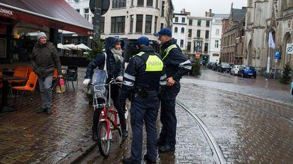 Antwerpse agenten pakken 'associale fietsers' aan, Fietsersbond boos