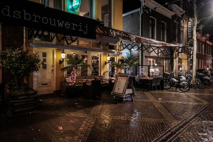 Restaurant de Cactus in Doetinchem.