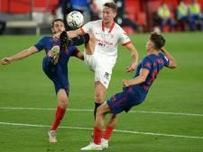 Kan Barcelona vanavond profiteren van uitglijder Atlético in Sevilla?