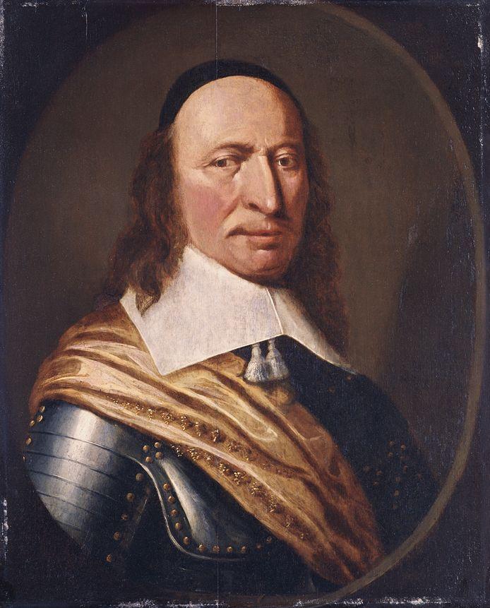Peter Stuyvesant (1611/1612-1672).