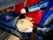 Pizzaketen grijpt in na overvallen: bedragen zijn klein, maar impact is groot
