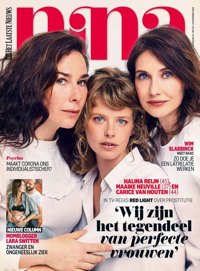De dames op de cover van NINA deze week.