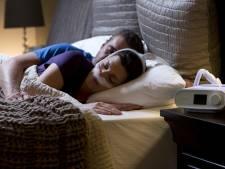 Ook gezondheidsrisico's anti-snurk-kastjes Philips: bedrijf reserveert nog eens kwart miljard voor terugroepactie