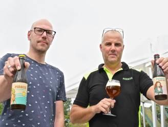 Voormalig cafébaas Luc lanceert met Punaise Juicy Blond en Rosse Tinke twee nieuwe bieren