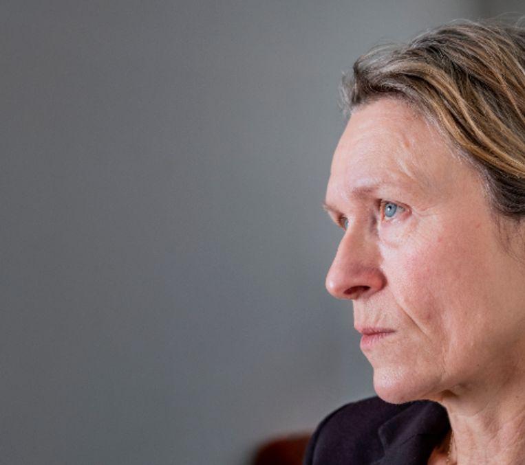 Arielle Veerman:  'Joosts zelfgekozen dood heeft zo'n impact op de nabestaanden. En ja, daar hoor ik óók bij.'  Beeld Patrick Post