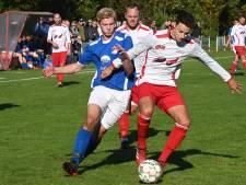 Kerkhoff kleurt derby in Vianen, zevenklapper Volharding en Gassel-coach Koenders in het gips