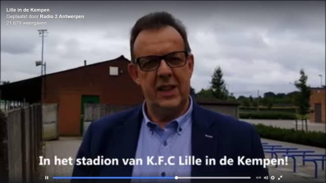 "Burgemeester Kempense Lille waarschuwt: ""Stel je GPS juist in..."""