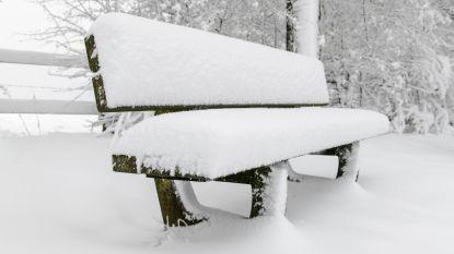 Daar is de winter al: Hoge Venen ontwaken onder pak sneeuw