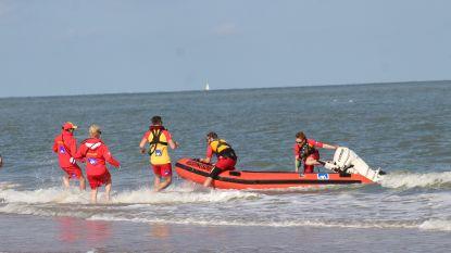 """Grote financiële en organisatorische kopzorgen voor strandreddingsdiensten: """"Grote onzekerheid en vooral gebrek aan middelen"""""""