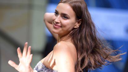 """Irina Shayk reageert voor het eerst op de breuk met Bradley Cooper: """"Ik geloof nog altijd in de liefde"""""""