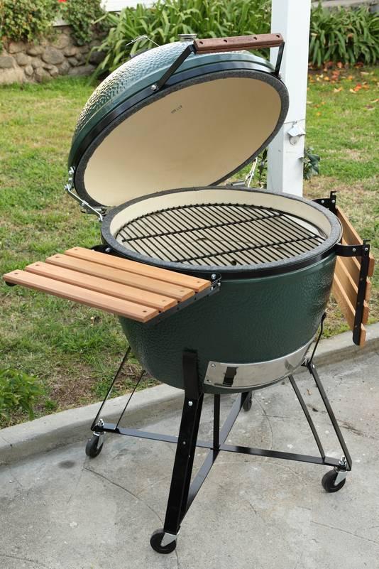 Big Green Egg-barbecue