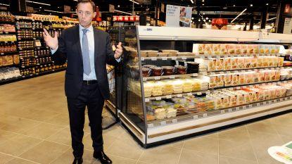Delhaize steekt supermarkten in nieuw kleedje