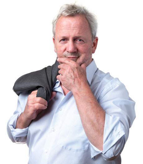 Egbert Jan heeft misopanie: een afkeer van álles